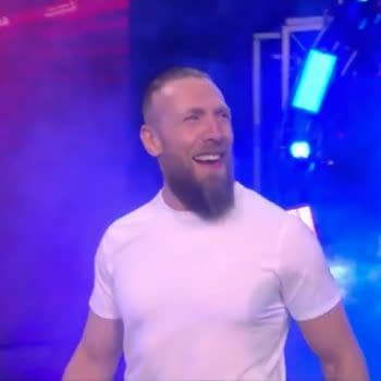 Bryan Danielson makes his not-quite-surprise debut at AEW All Out