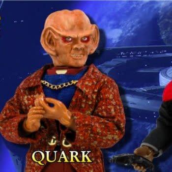 Topps Reveals Exclusive Star Trek: Deep Space Nine Mego Figures