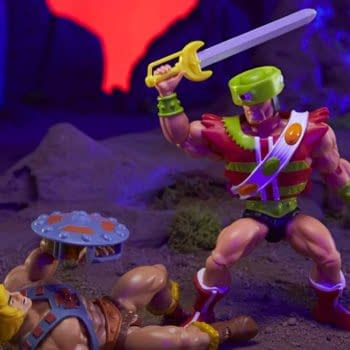 Masters of the Universe Tri-Klops Hitting Mattel Creations Today