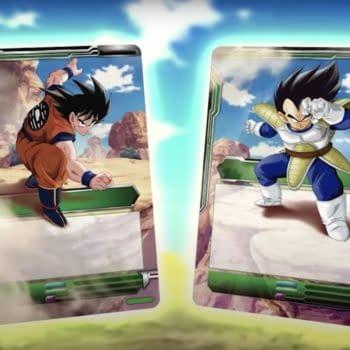 Dragon Ball Super Reveals New Details & Cards of Saiyan Showdown