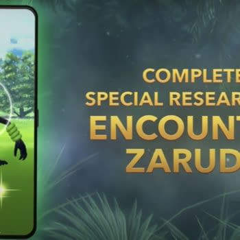 Pokémon GO to Release Galarian Mythical Zarude in October