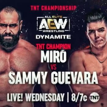 AEW Dynamite Preview: TNT Title Match and More Set for AEW This Week