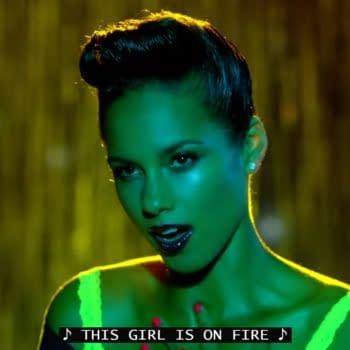 Alicia Keys Writes New YA Graphic Novel, Girl On Fire