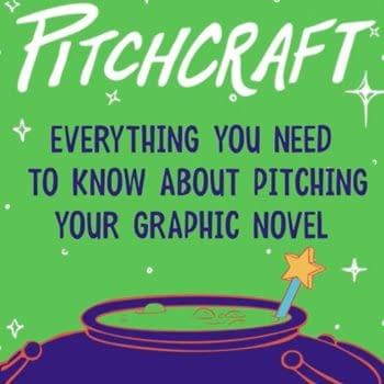 Learn How To Pitch Graphic Novels To Agents & Publishers In 1/2 A Day