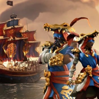 Sea Of Thieves Has Launched Season Four Today