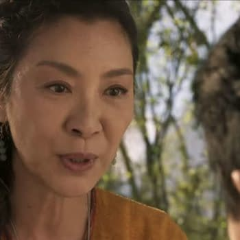 Shang-Chi Star Michelle Yeoh on Her Career, Jackie Chan Kitchen Talk