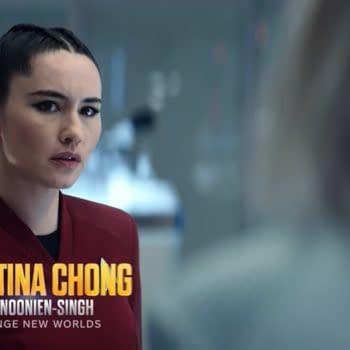 Star Trek: Strange New Worlds: How Does La'an Noonien-Singh Factor?