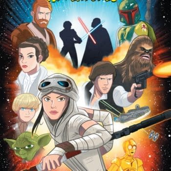 Disney/LucasFilm Pulls Star Wars Middle-Grade Comics License From IDW