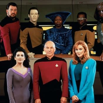 Star Trek: The Next Generation Cast Celebrates 34th Anniversary