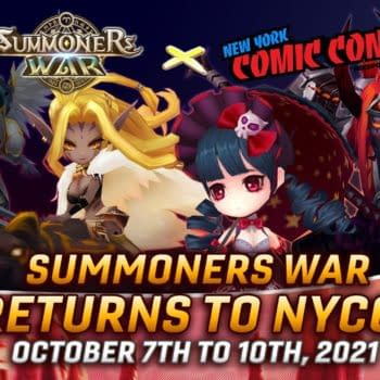 Summoners War Announces Return To New York Comic Con