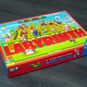 Ravensburger Will Release Super Mario Labyrinth Next Week