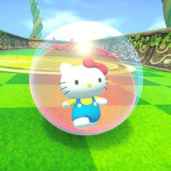 Hello Kitty Is Joining Super Monkey Ball Banana Mania
