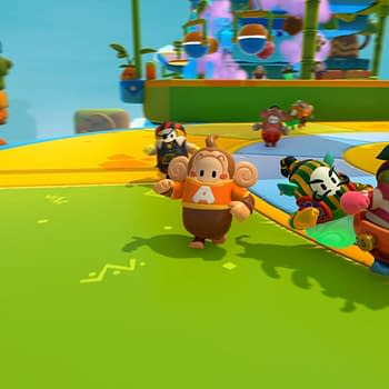 SEGA Announces Super Monkey Ball Crossover With Fall Guys
