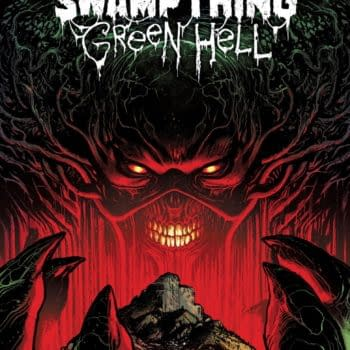 Jeff Lemire's New Swamp Thing Series, Green Hell For DC Black Label