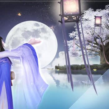 Swords Of Legends Online Is About To Launch The Moon Festival