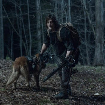 """The Walking Dead S11E04 """"Rendition"""" Images: Just Don't Mess with Dog"""