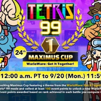 The Next Tetris 99 Maximus Cup Will Be Taken Over By Wario