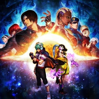 The King Of Fighters XV Shows Off New Characters At Tokyo Game Show