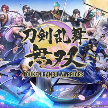 Touken Ranbu Warriors Is Coming To Nintendo Switch Next Year