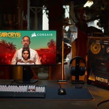 CORSAIR & Ubisoft Partner Up On Far Cry 6 Experience