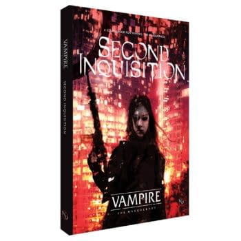 Vampire: The Masquerade Second Inquisition & Book Of Nod Revealed
