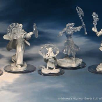 WizKids Announces New Line Of Critical Role Unpainted Miniatures