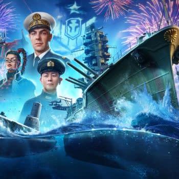 World Of Warships Celebrates Its Sixth Anniversary