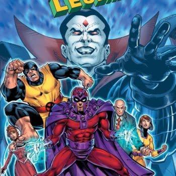 X-Men Legends Unites Fabian Nicieza, Dan Jurgens, Mr. Sinister & More