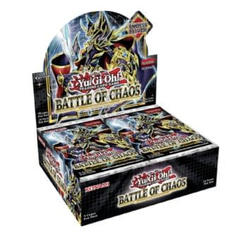 Yu-Gi-Oh! TCG Reveals First 2022 Core Booster With Battle Of Chaos
