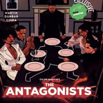 The Antagonists #1-3 Review: Unforced Errors