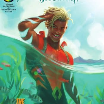 Aquaman The Becoming #1 Review: Effective Characterization
