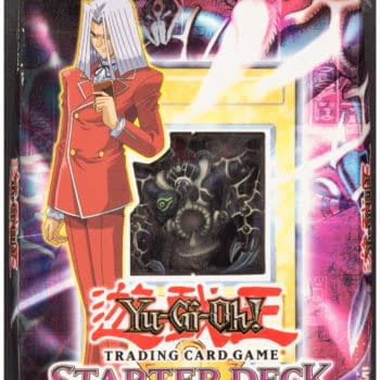 Yu-Gi-Oh! Sealed Starter Deck Pegasus Up For Auction At Heritage