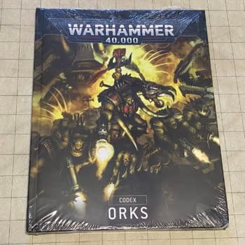 Games Workshop's Latest Orks Codex For Warhammer 40K, In Review