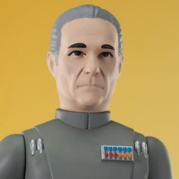 Star Wars Grand Moff Tarkin Gets New Jumbo Kenner Figure