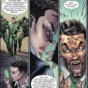 Julia Pennyworth Returns to The Batbooks With The Joker #7 (Spoilers)