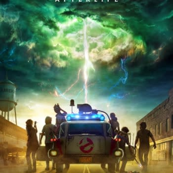Ghostbusters: Afterlife- New Poster Drops Six Weeks From Release