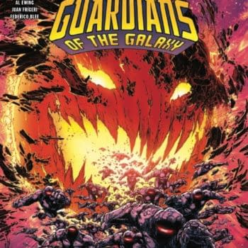 Guardians Of The Galaxy #18 Review: Showing of Spectacle
