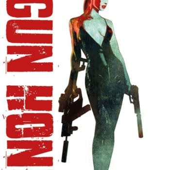 Hitting The Beach With Gun Honey As We Review Issue #1