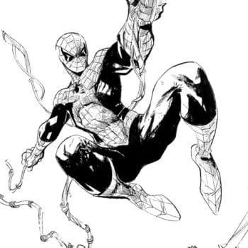 Ryan Stegman Livestreams Spider-Man Tonight For Substack Subscribers