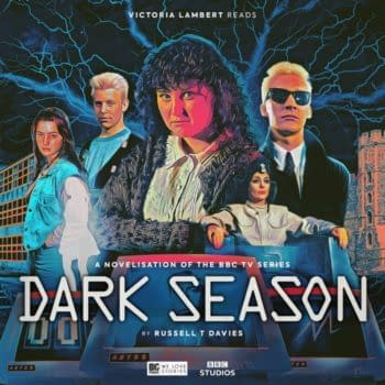 "Dark Season: Davies' ""Trial"" for Doctor Who Gets Big Finish Audio"