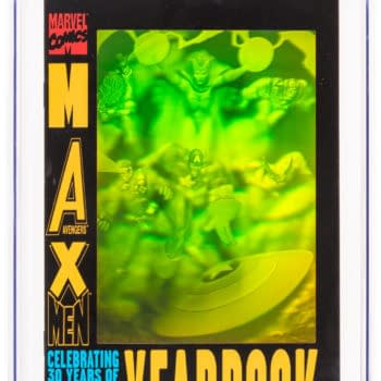 M.A.X. Yearbook #nn (Marvel, 1993) CGC NM/MT 9.8 White pages