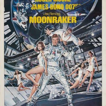 007 Bond Binge: Moonraker Takes Bond to Space