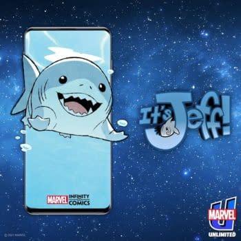 Jeff The Land Shark Gets a Marvel Comic by Kelly Thompson& Gurihiru