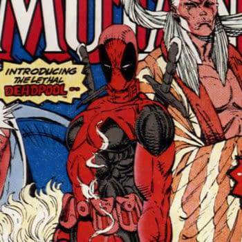 New Mutants #98, Marvel 1991.