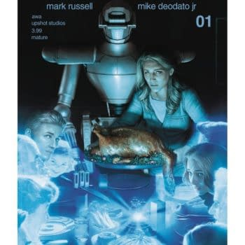 Not All Robots: Dystopian Satire is AWA Studios' Funniest Series