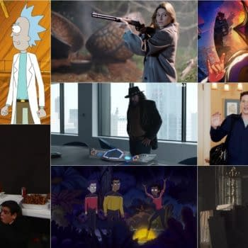 BCTV Daily Dispatch 5 Sept 21: Rick and Morty, WWE, What If…? & More