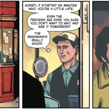 Rorschach Did It 35 Minutes Ago (Rorschach #12 Spoilers)
