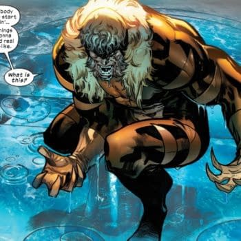 Marvel To Publish Victor Lavall's Sabretooth Comic In January 2022