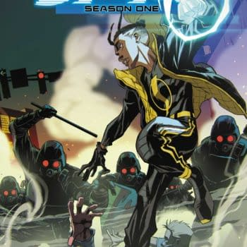 Static Season One #3 Review: A Strong Showing