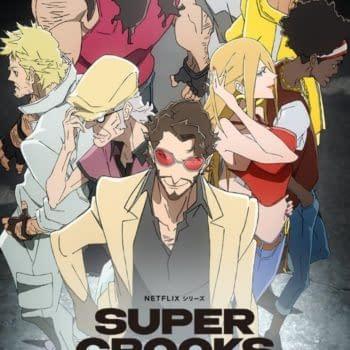 Mark Millar Talks Origin Of Supercrooks Netflix Anime, November 25th